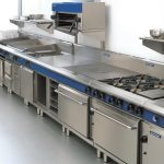 Blue Seal Cooking Range