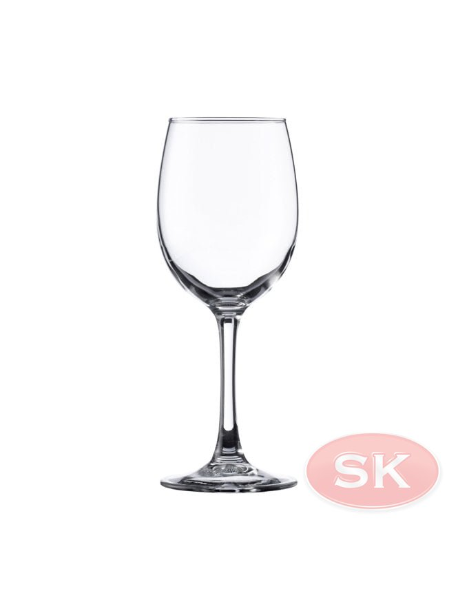 Genware Ft Syrah Wine Glass 25cl 8 8oz Pack Of 6 Barware From Sylvester Keal Uk