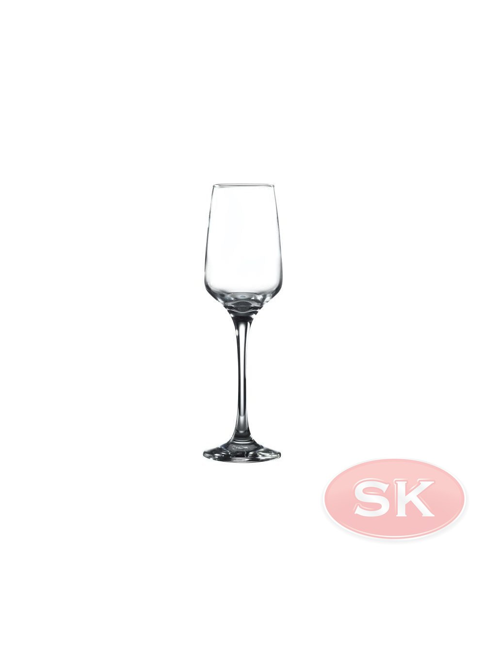 Genware Lal Champagne Wine Glass 23cl 8oz Pack Of 6 Barware From Sylvester Keal Uk
